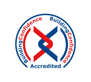 Achillets Building Confidence Accredited