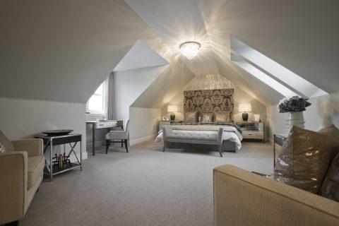 The Aspen, Ceann Torr Park, Kintore, Master Bedroom