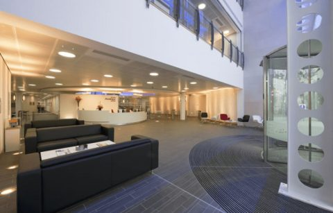 Entrance Flooring, Acergy Offices, Aberdeen
