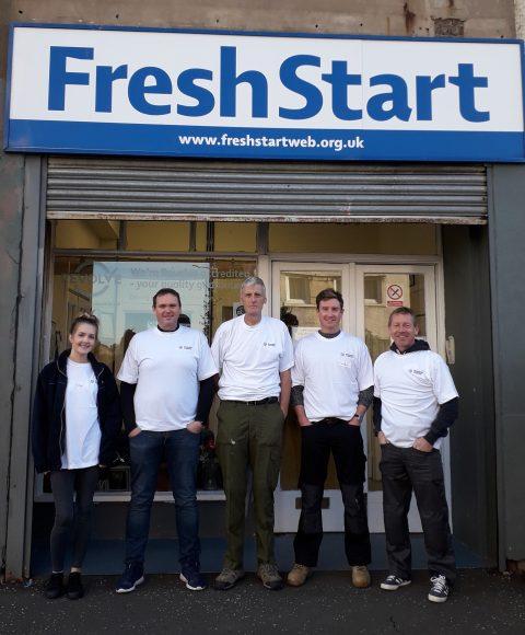 Fresh Start £2000